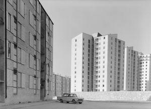Viviendas en El Batan, Madrid, 1961 © Pando, courtesy of Museo ICO and PHoto Espana