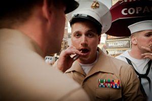 Marine, New York NY, May 2012