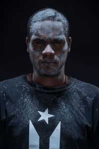 Contaminados 5, Nelson Monterola, raper and activist.