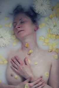In The Bath, Deirdre