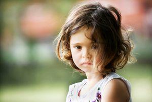 Girl with a Tear