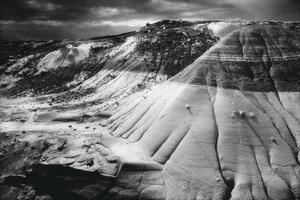 Alberta Badlands, 1982