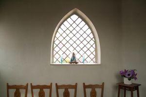 Chapel - waiting