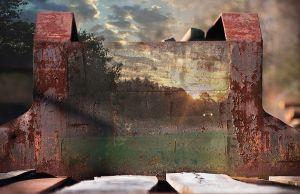 Rusted Sunrise                                             © Sandrine Arons