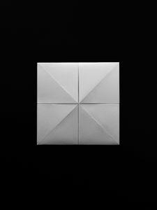 "Origami ""quantos queres"", 2018"