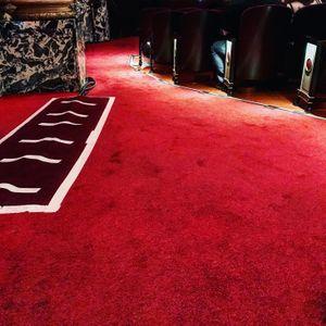 Red Theatre Carpet