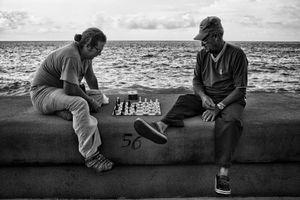 EN EL MALECON, LA HABANA, CUBA 29