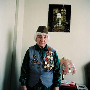 Blina ShifrovaVeteran of WWII (2010)