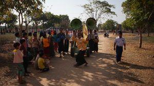 Bagan Second Line