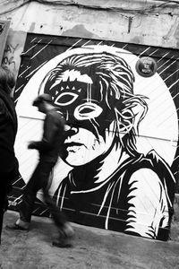 Hackesche Höfe, Berlin, 2017       Street art by ©Pilpeled
