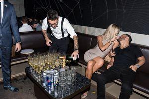 Nightclub, Dubai, September 2016