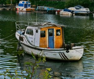 Distressed Boat