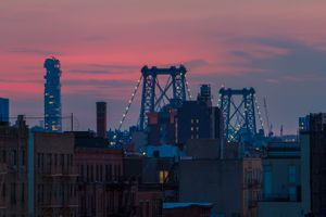 March 8, 2019 Williamsburg Bridge