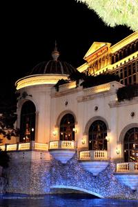 Las Vegas, bellagio's fountain