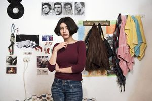 "Dina (Jaffa, Jewish-Muslim)From the series ""Eighteen"" © Natan Dvir"