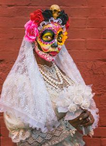 Day of the Dead Bride