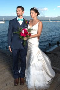 Wedding Fashion pose