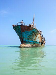 Bosaso ship