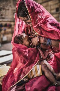 Mother@Jaisalmer