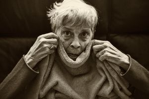 My mother and Alzheimer