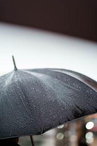 Umbrella detail.
