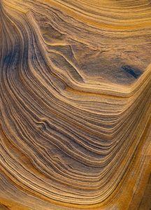 Coastal Rock Strata, Northumberland