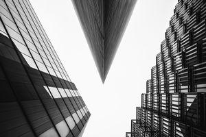 Onwards and upwards, London