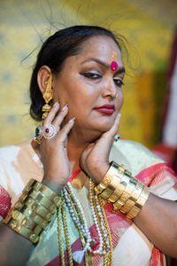 Boguslaw Maslak - Hijras at Kumbh Mela | LensCulture