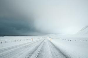 Route 76, Siglufjörður, North Iceland
