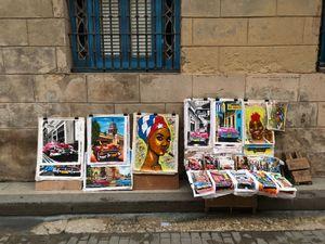 Art for Sale, Havana
