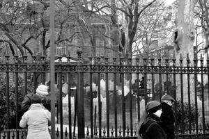 Cemetery of Trinity Church, New York