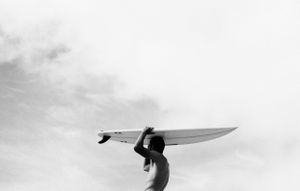 The Artistic Side Of Surfing.