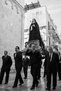 """""""Procession of the Madonna Addolorata"""""""