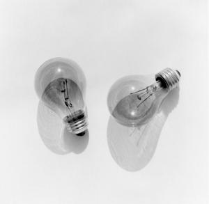 Lights Bulbs in Sunlight, 2020