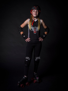 Junior Roller Girl 1
