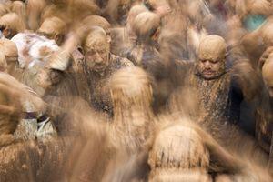 Ashura Mud Men (2) © Guido Dingemans, Netherlands