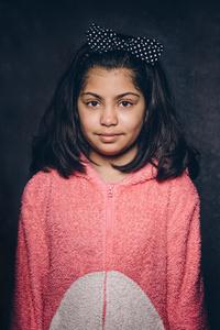 Noorie aged 10.
