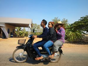 1.Cambodge on the road