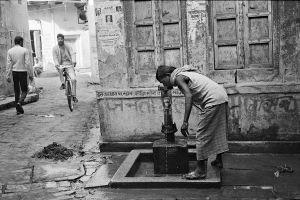 Varanasi, India, 1990