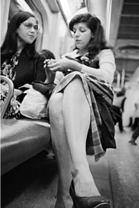 Subway, Toronto, Canada c.1980