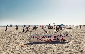 Santa Monica Dodgeball