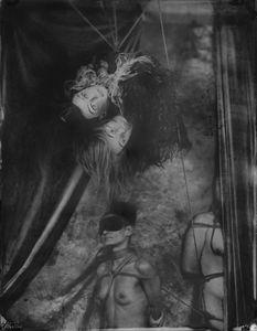 © Zelko Nedic, The Guilt                  8x10 Tintype, Hand Coloured