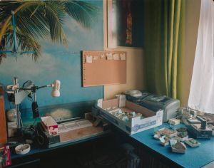 Robert's workroom, Nowa Ruda