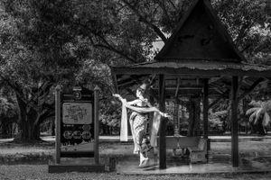 The angel from Sukhothai kingdom #7