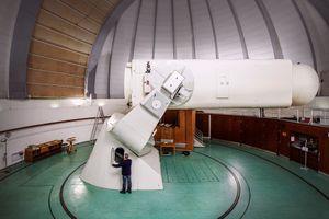 Alfred-Jensch-Telescope - Tautenburg Observatory.