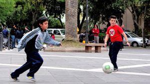 Street football, Italy  06