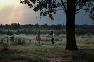 """Mahmudia, Delta of Danube - ROMANIA. From the series """"Where Europe ends"""" © Camilla De Maffei"""