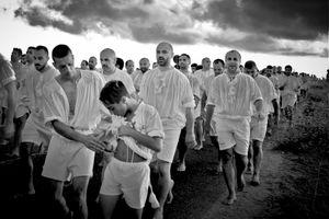 Barefoot Runners, San Salvatore, Cabras.