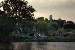 """Einsala, Delta of Danube - ROMANIA. From the series """"Where Europe ends"""" © Camilla De Maffei"""