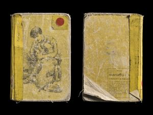 Old Yeller, Covers Front & Back © Kerry Mansfield